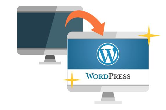 WordPressによるCMS化